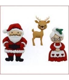 Mr & Mrs Claus