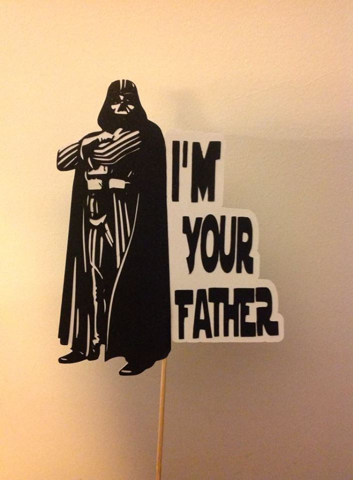 Topper I'M YOUR FATHER