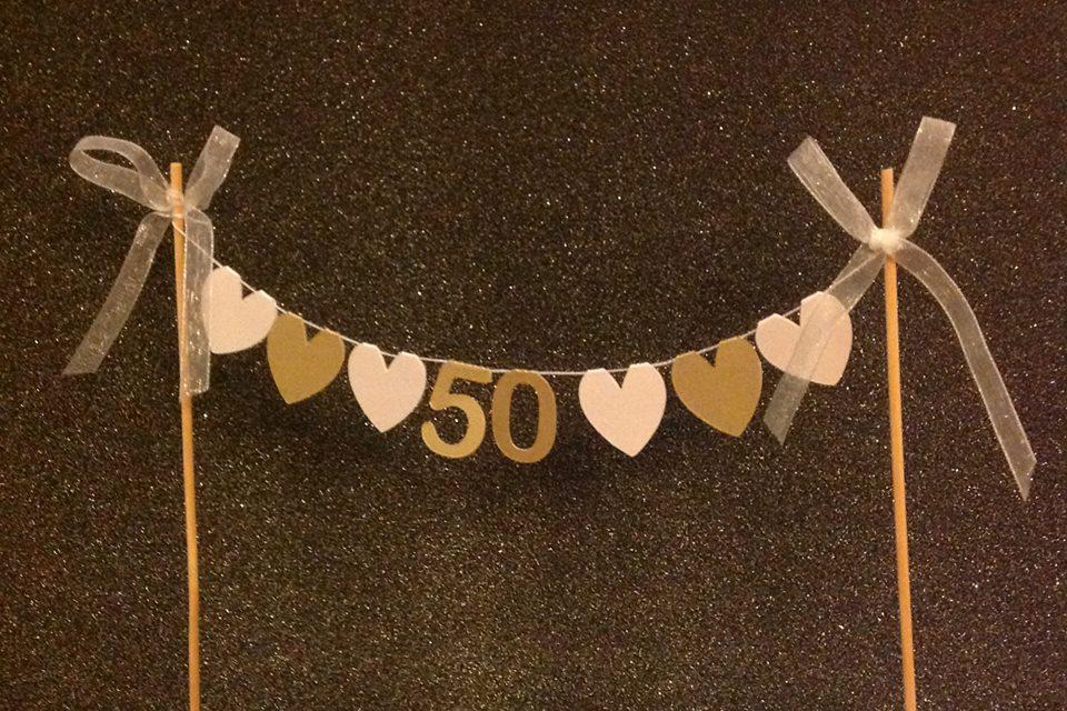 Topper Bandeirolas 50