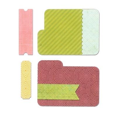 Tab Cards by Paula Pascual