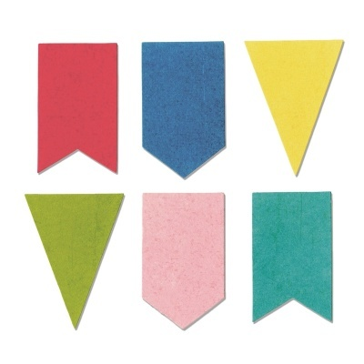 Pennants by Echo Park Paper Co.