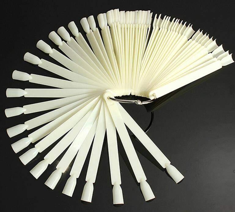 Mostruário de 50 cores com Argola - Branco