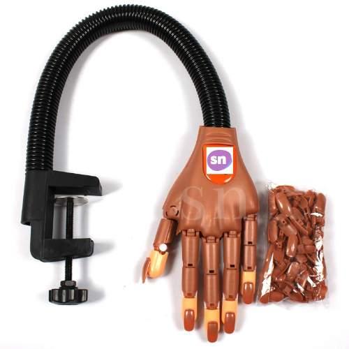 Mão de Treino Articulada