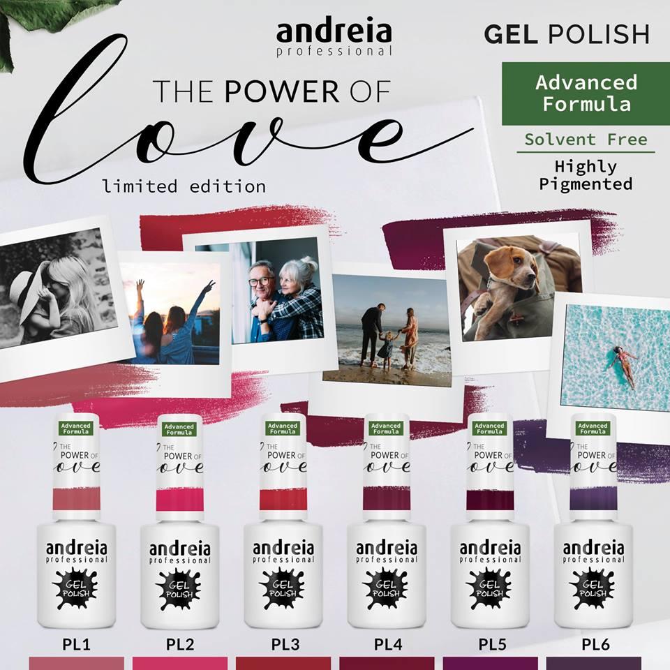 Andreia - Coleção The Power of Love