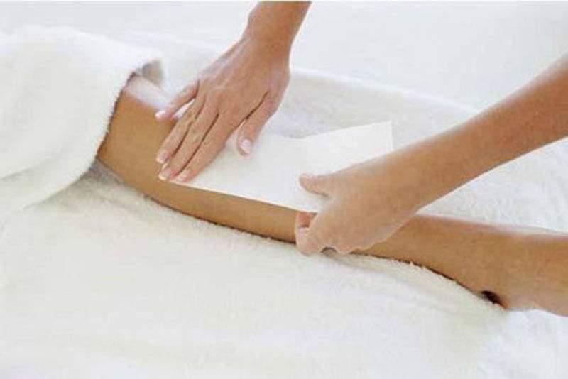Tiras de Papel para depilação