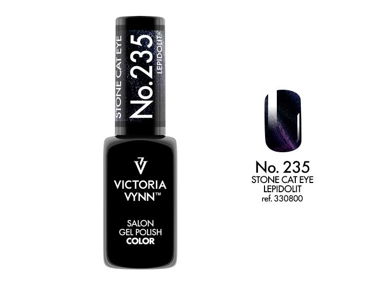 Victoria Vynn Verniz Gel Nº 235 - Lepidolit Stone Cat Eye