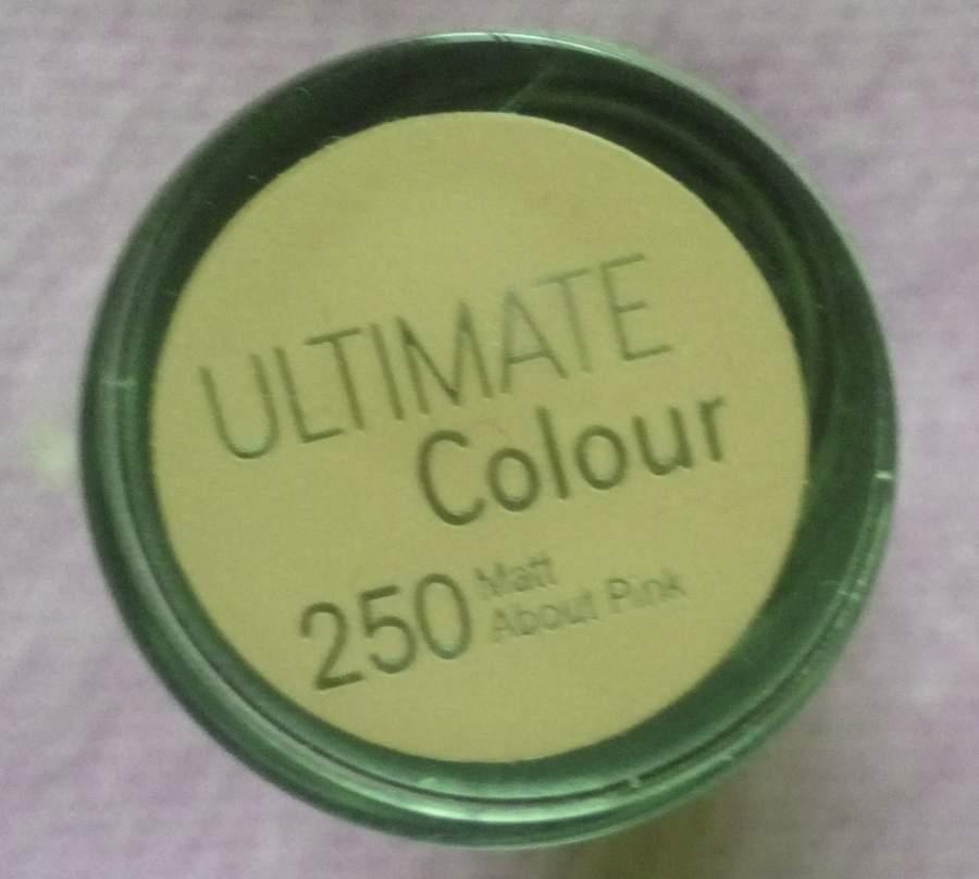 Batom Mate Catrice - 250 - Matt About Pink