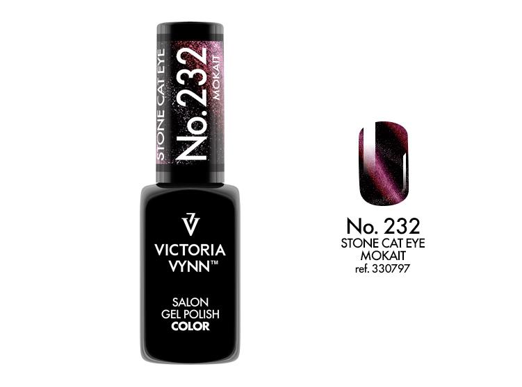 Victoria Vynn Verniz Gel Nº 232 - Mokait Stone Cat Eye