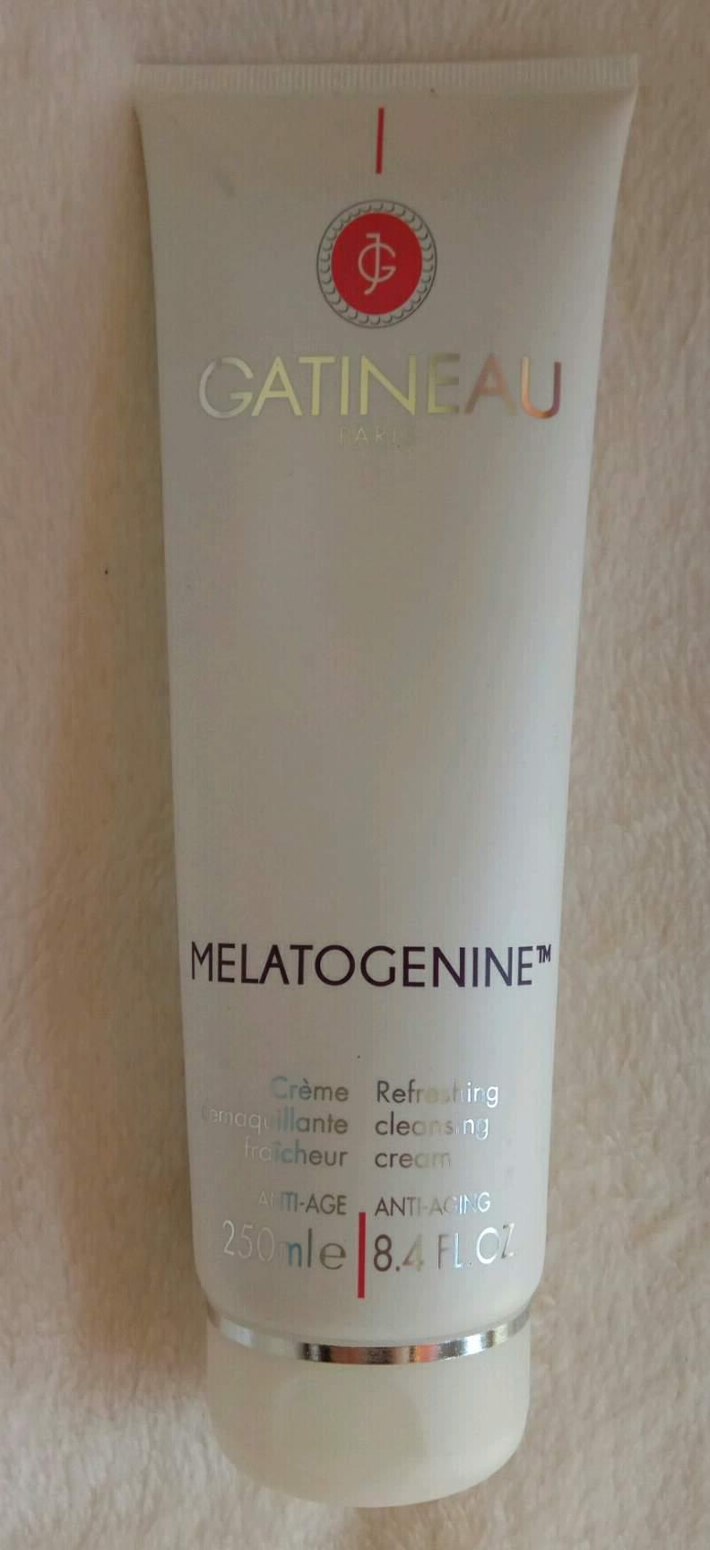 Creme de Limpeza MÉLATOGÉNINE - Gatineau 250 ml
