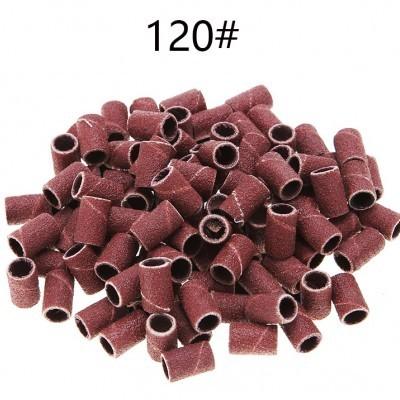 Lixas para broca - Gramagem 120 - 20 unidades