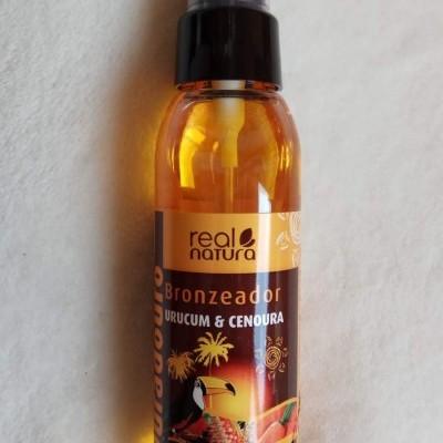 Óleo Bronzeador Urucum e Cenoura 100 ml