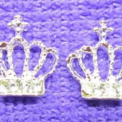Coroas Prateadas - Um Par