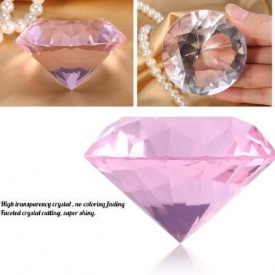 Cristal Rosa 60mm