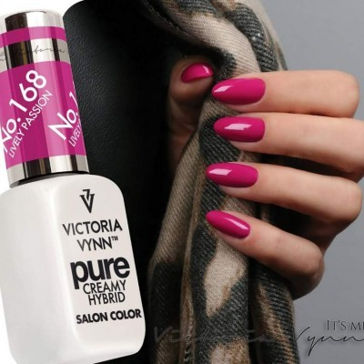 Victoria Vynn Verniz Gel Nº 168 - Lively Passion - 8 ml