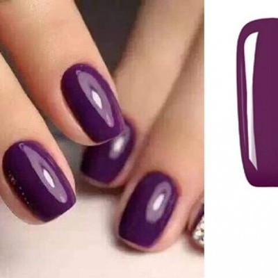 Gel Polish 1024 Aubergine - 15 ml