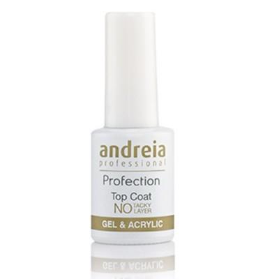 Andreia Profection Top Coat (Sem Goma) - Gel & Acrylico - 10.5 ml
