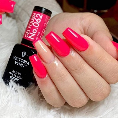 Victoria Vynn Verniz Gel Nº 062 - Hot Pink - 8 ml