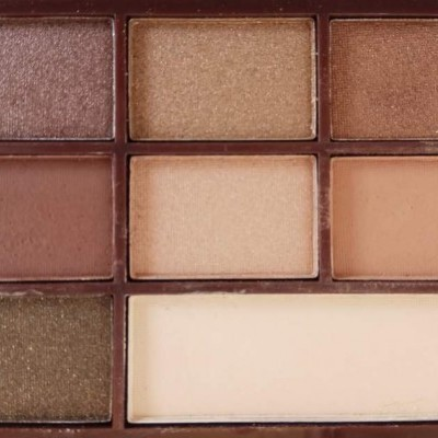 Paleta de sombras Wonder - I Heart Makeup I Heart Chocolate
