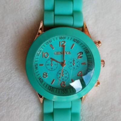 Relógio Verde Genéve