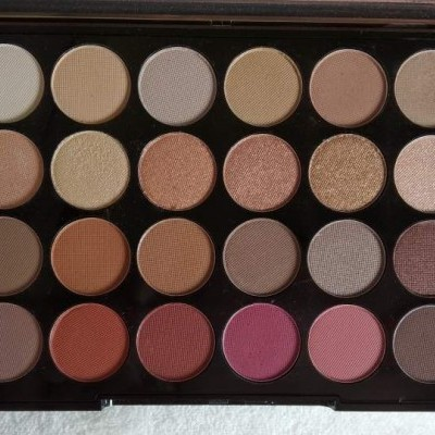 Makeup Revolution - Paleta de Sombras Flawless 3 Resurrection