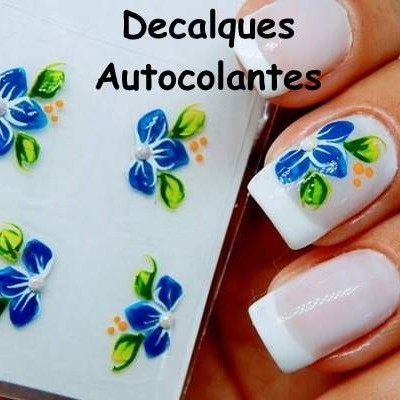 Decalques/Autocolantes
