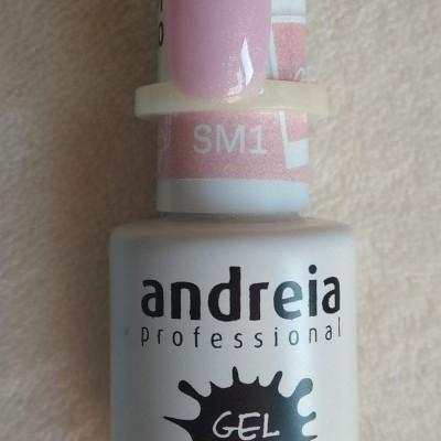 Andreia September Mood - SM1 - Rosa Claro com brilhos - 10.5 ml