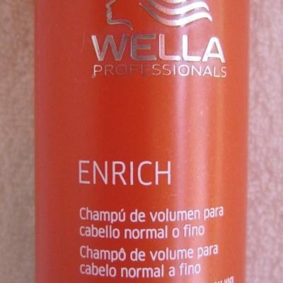 Champô Wella Enrich - 50 ml