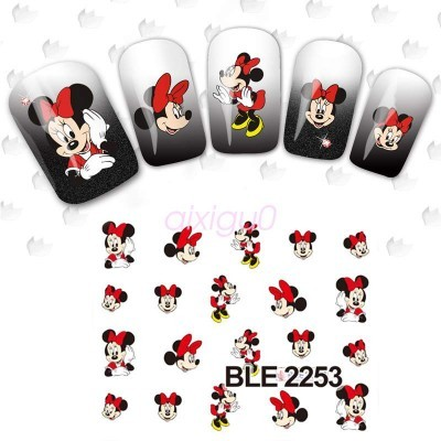 Decalques Minnie BLE2253