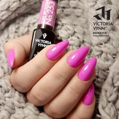 Victoria Vynn Verniz Gel Nº 253 - Magenta Tone - 8 ml