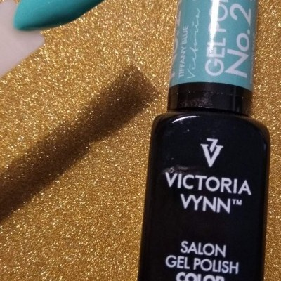 Victoria Vynn Verniz Gel Nº 216 - Tiffany Blue - 8 ml