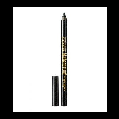 Bourjois - Lápis de olhos Contour Clubbing Waterproof - 55: Ultra black glitter