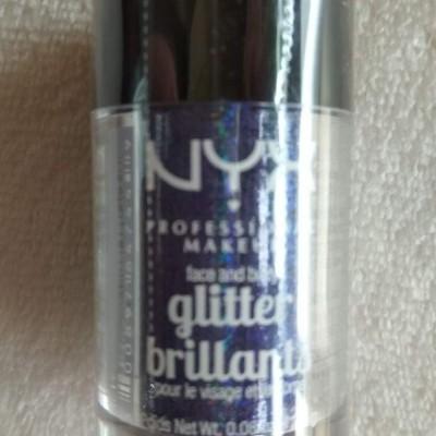 Glitter NYX Professional Makeup Rosto & Corpo - Violet