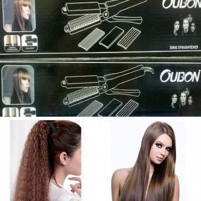 Prancha para Alisar e Frisar o cabelo