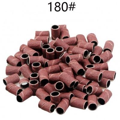 Lixas para broca - Gramagem 180 - 20 unidades