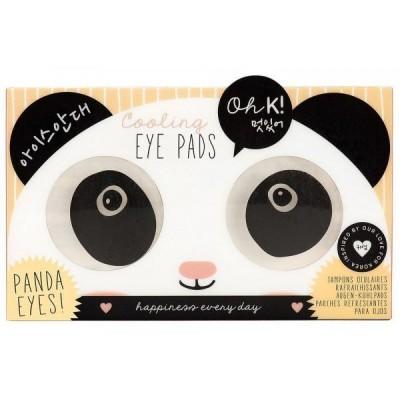 Oh! K - Parches Refrescantes para Olhos