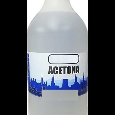 Acetona Pura 2L