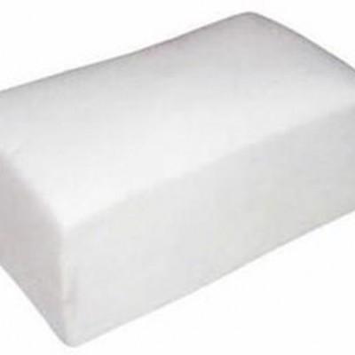 Toalha Cabeleireiro Descartáveis - 100 unidades - 43x80 cm