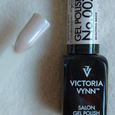 Victoria Vynn Verniz Gel Nº 007 - Beautiful Bride - 8ml