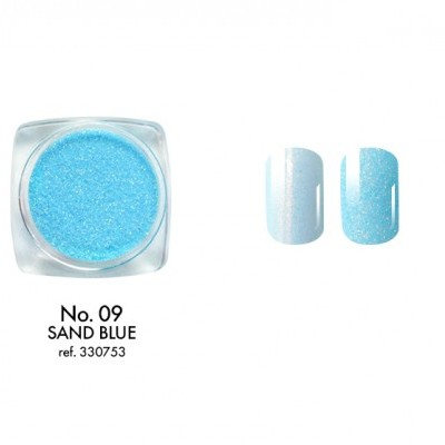 Art Dust - Victoria Vynn - Nº 09 - Sand Blue