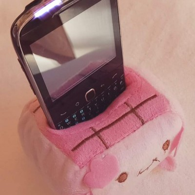 Pousa telemóvel super fofinho