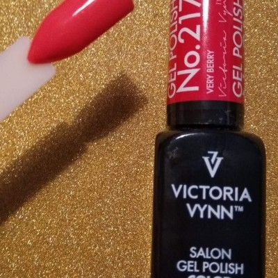Victoria Vynn Verniz Gel Nº 217 - Very Berry - 8 ml