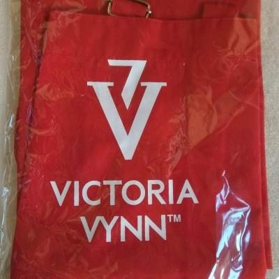Avental Vermelho Victoria Vynn