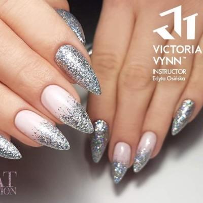 Victoria Vynn Verniz Gel Nº 225 - Silver Diamond - 8 ml
