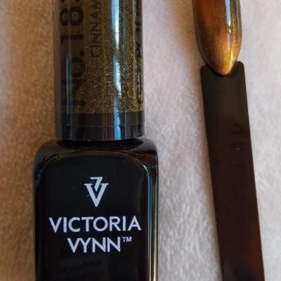 Victoria Vynn Verniz Gel Nº 183 - Cinnamon - Cat Eye - Magnético - 8 ml