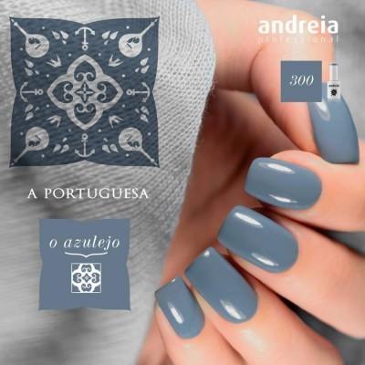 Verniz Gel Andreia 300 - O azulejo
