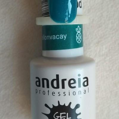 Andreia September Mood - SM3 - Verde Celeste com Brilhos  - 10.5 ml
