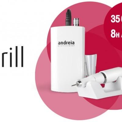 Andreia A.Drill Micromotor 35.000 RPM - Broca Portátil