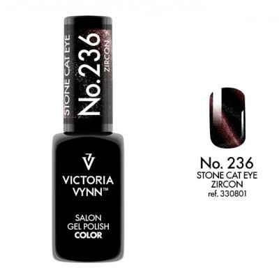 236 Zircon Stone Cat Eye