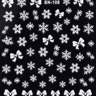 Autocolantes de Natal - SN-108
