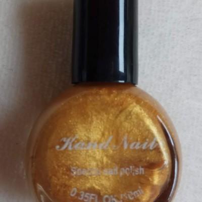 Tinta para carimbos Dourada Kand - 10 ml